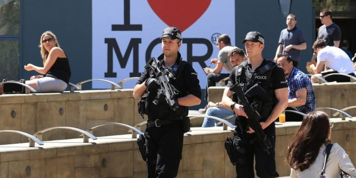 Policía del Reino Unido desmantela gran parte de la célula del atentado de Manchester