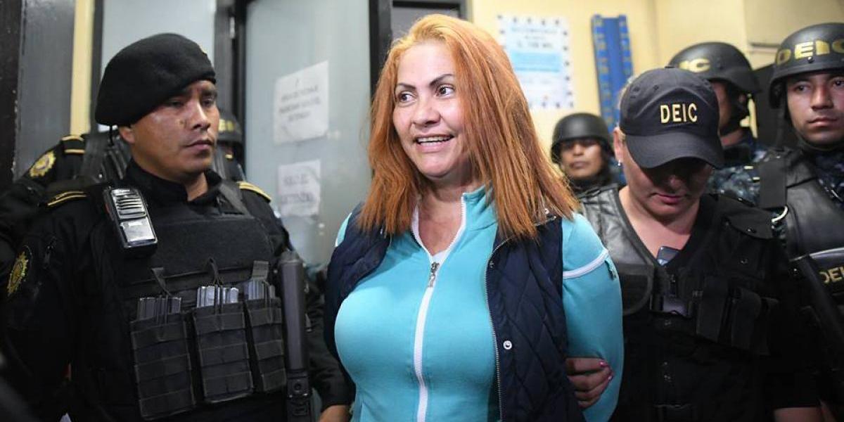 """Estas son las declaraciones de Marixa Lemus, """"la Patrona"""", tras ser recapturada"""