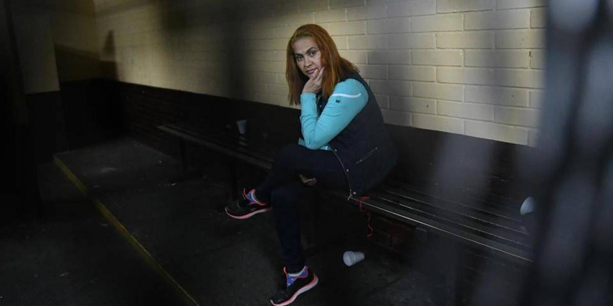 "Marixa Lemus, alias ""la Patrona"", es enviada a la cárcel Santa Teresa"