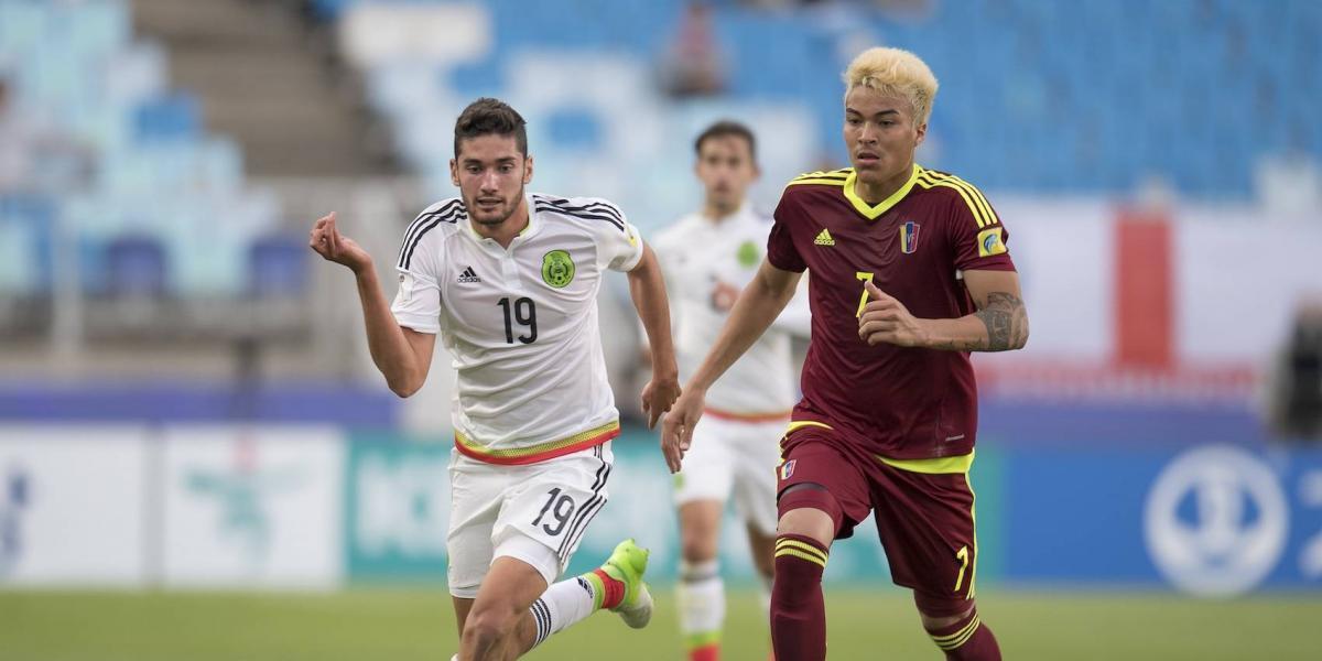 México pierde, pero avanza a Octavos de Final del Mundial Sub20