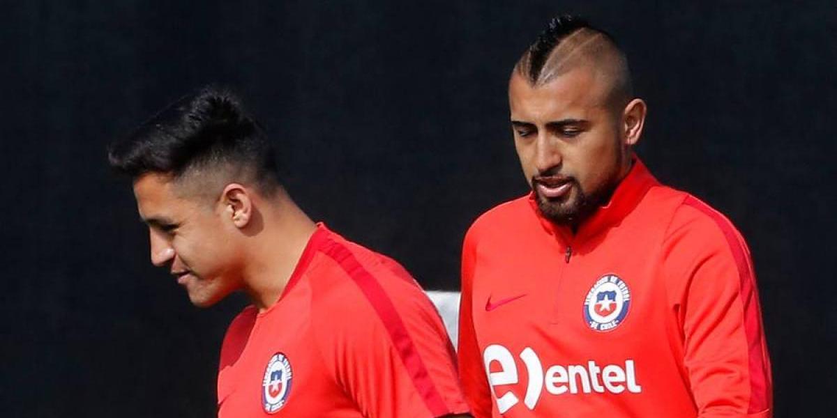 """La última de Sulantay: """"Hay una guerra entre Alexis y Vidal que les puede hacer mal"""""""