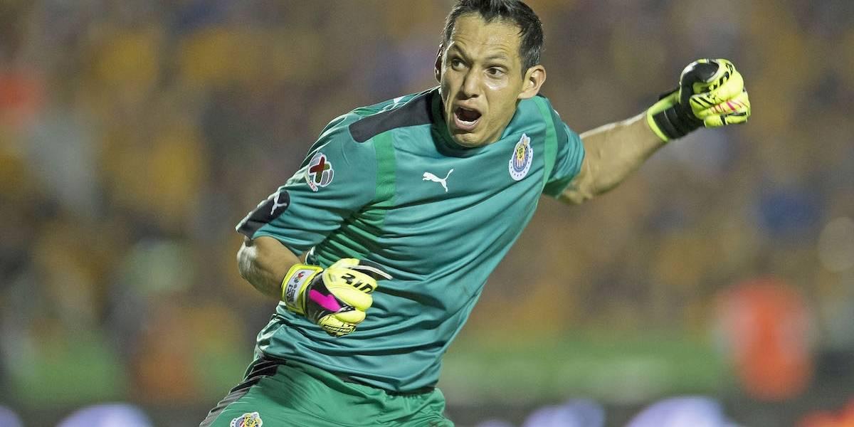 Rodolfo Cota es llamado de último minuto a la Selección Mexicana