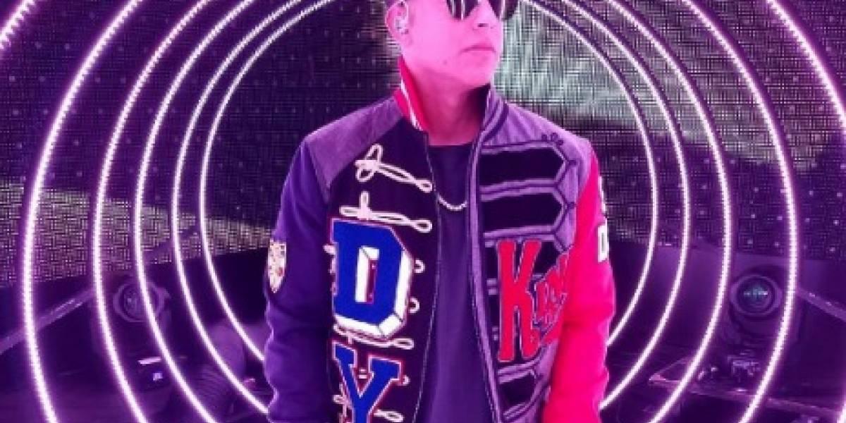 Daddy Yankee recuerda su época de deportista