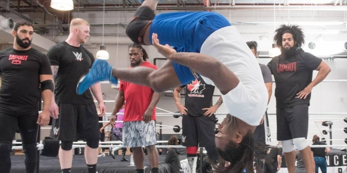 Jaime Espinal participará del WWE Live en el Choli