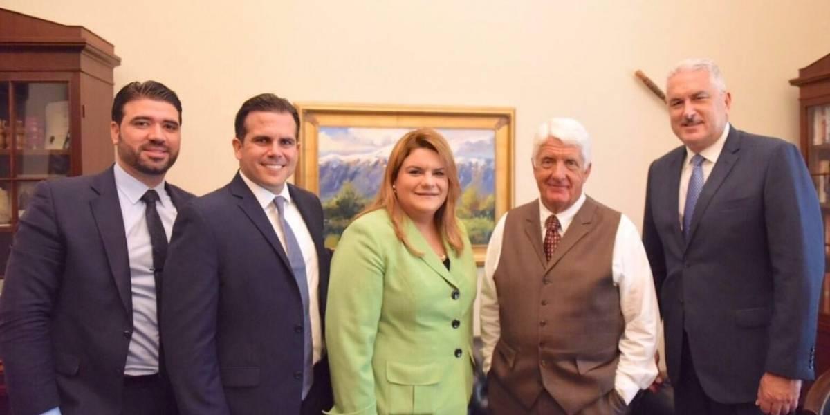 Gobernador continúa jornada de reuniones sobre presupuesto en D.C.