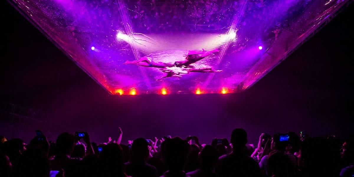En agosto Fuerza Bruta regresa a Colombia con un show sin precedentes