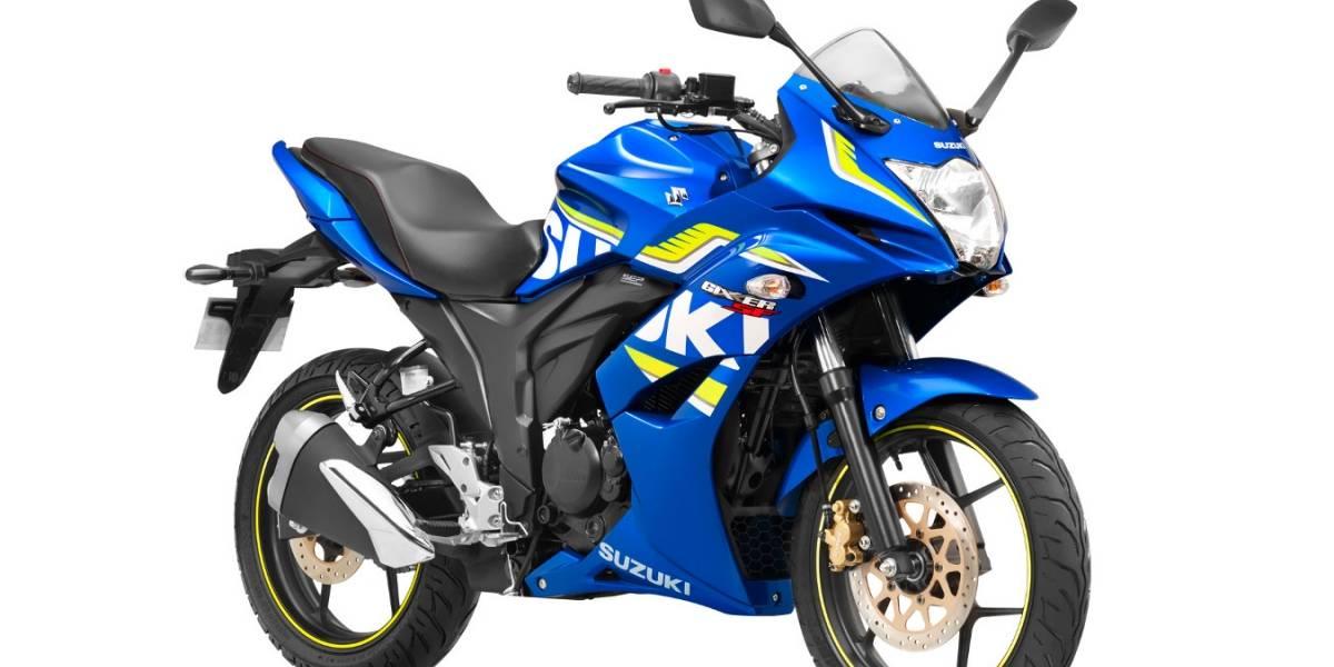 La Suzuki Gixxer mejora su rendimiento