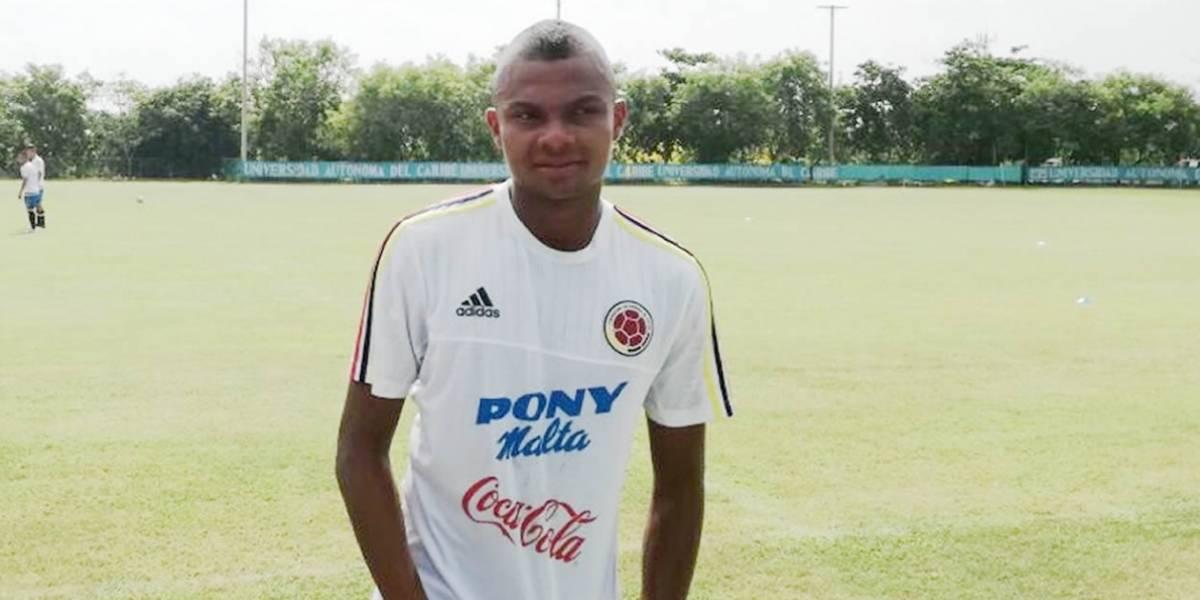 Capitán de la Selección Colombia Sub-17 es venezolano