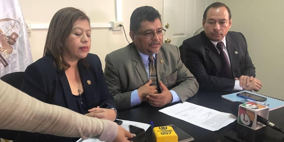 Integrantes del Juzgado de Femicidio aseguran que no han recibido presiones del MP