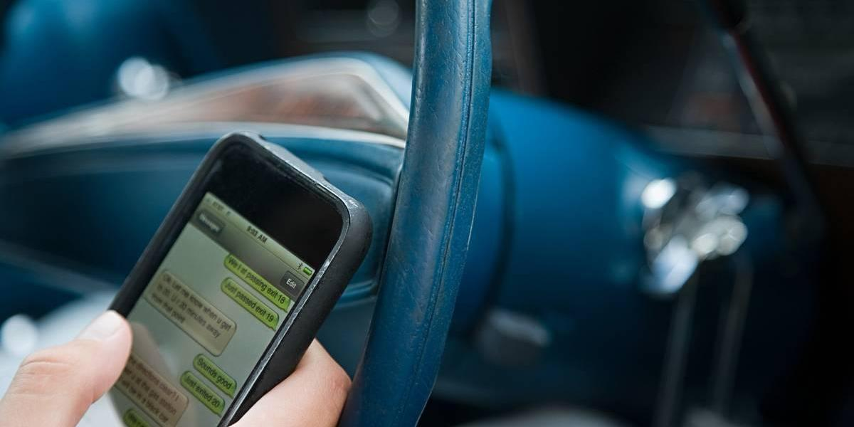 Multas por uso de celular ao volante caem 26% no ano em São Paulo