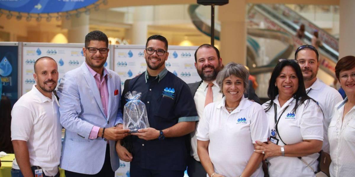 De Arecibo la mejor agua de Puerto Rico