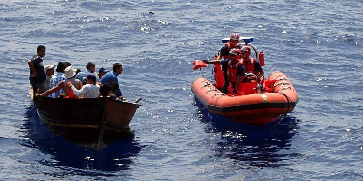 España rescata a 157 migrates en Mar Mediterráneo