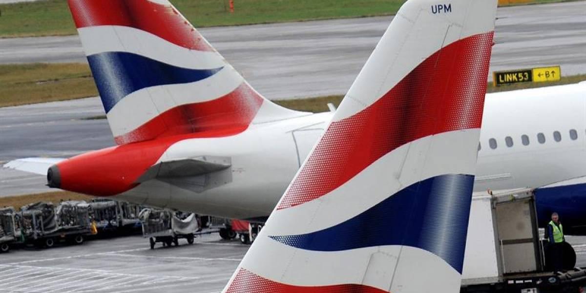 British Airways cancela cientos de vuelos por un fallo informático