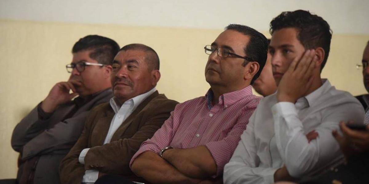 Samuel Morales y José Manuel Morales Marroquín son enviados a juicio
