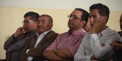 Hijo y hermano de presidente Jimmy Morales serán enjuiciados por fraude — Guatemala