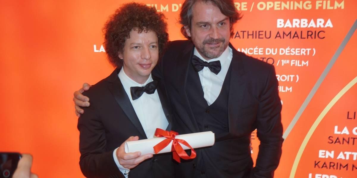 """Michel Franco, """"honrado"""" por ganar en Cannes premio para México"""