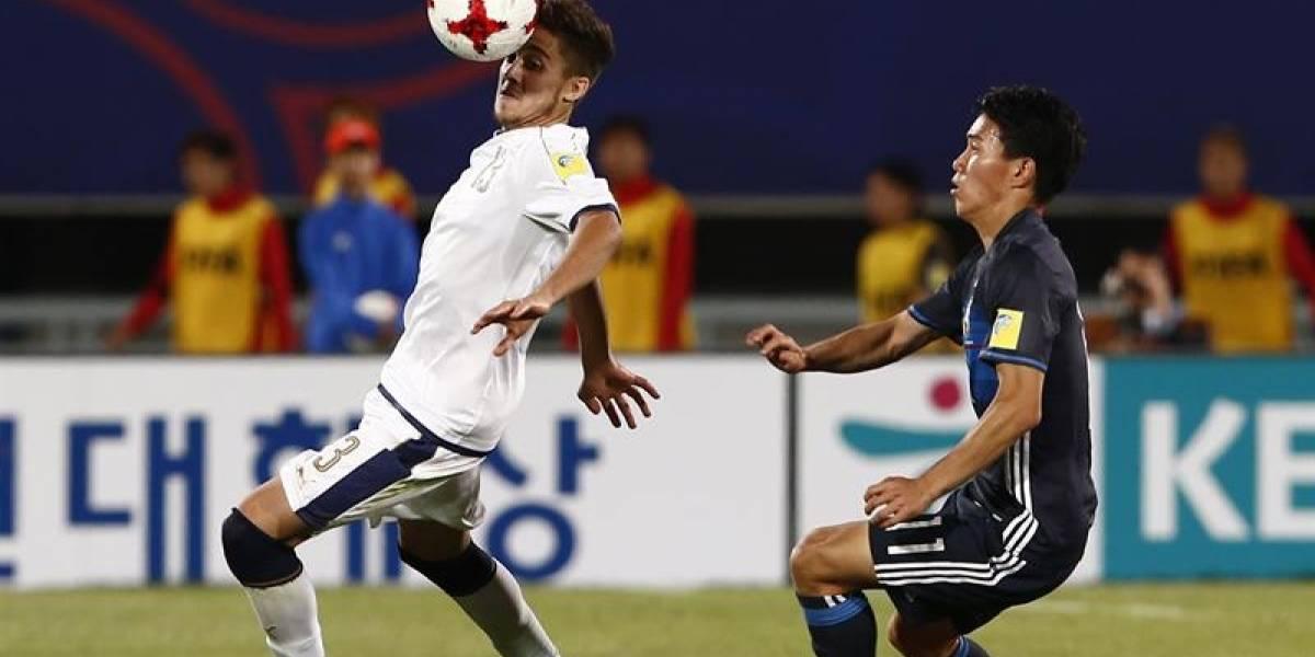 Italia y Japón pasan al Mundial de Fútbol Sub-20 en un resultado sospechoso