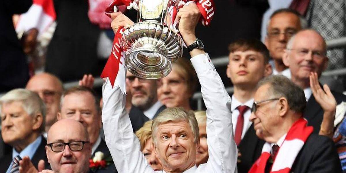 """Wenger y su futuro: """"Veinte años de carrera no se deciden en un partido"""""""