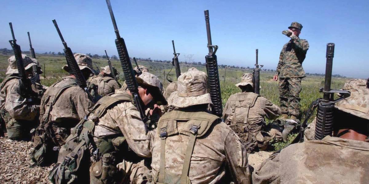 Investigan a marines que fueron drogados y robados en Bogotá