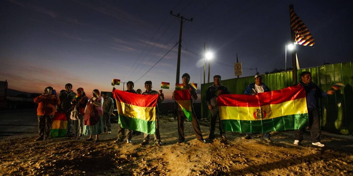 Paro de aduanas: Empresarios bolivianos piden demandar a Chile