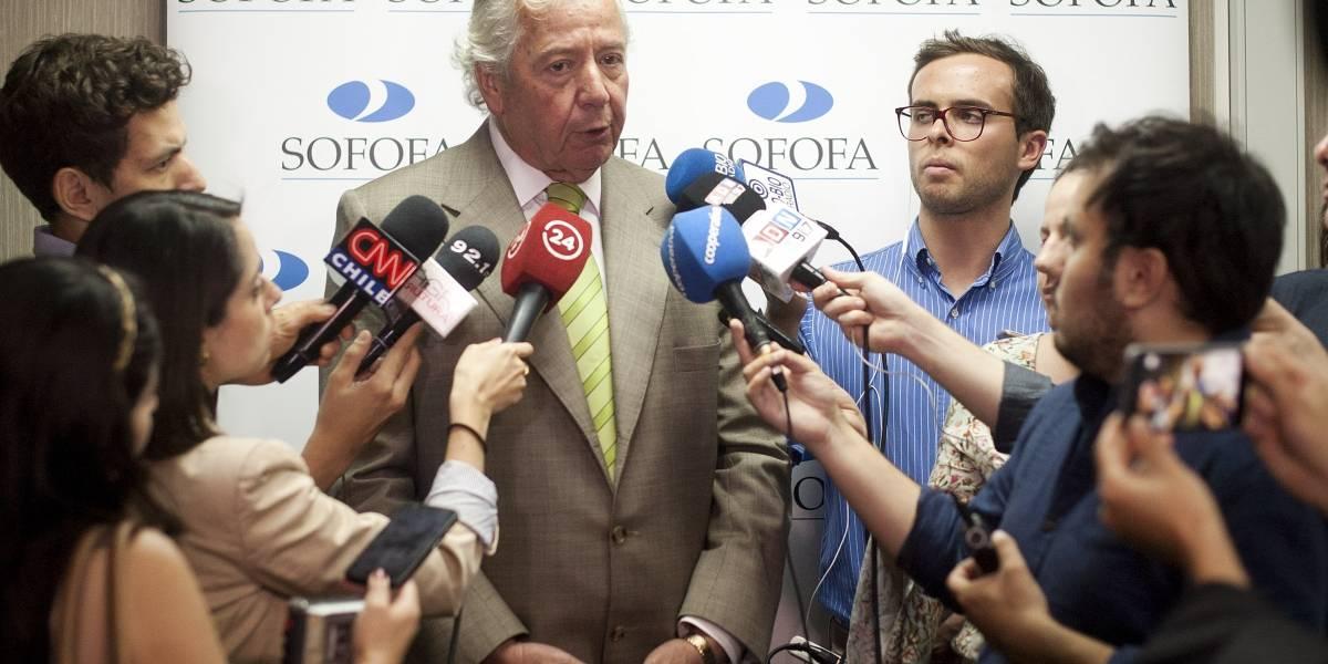 """Presidente de la Sofofa llama a no hacer """"conjeturas"""" por caso de espionaje"""