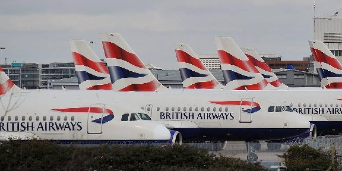 British Airways anula todos sus vuelos desde Londres este sábado por fallo informático