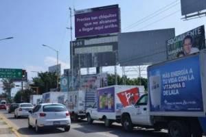 Maestros de la Sección 22 mantienen bloqueos en Oaxaca