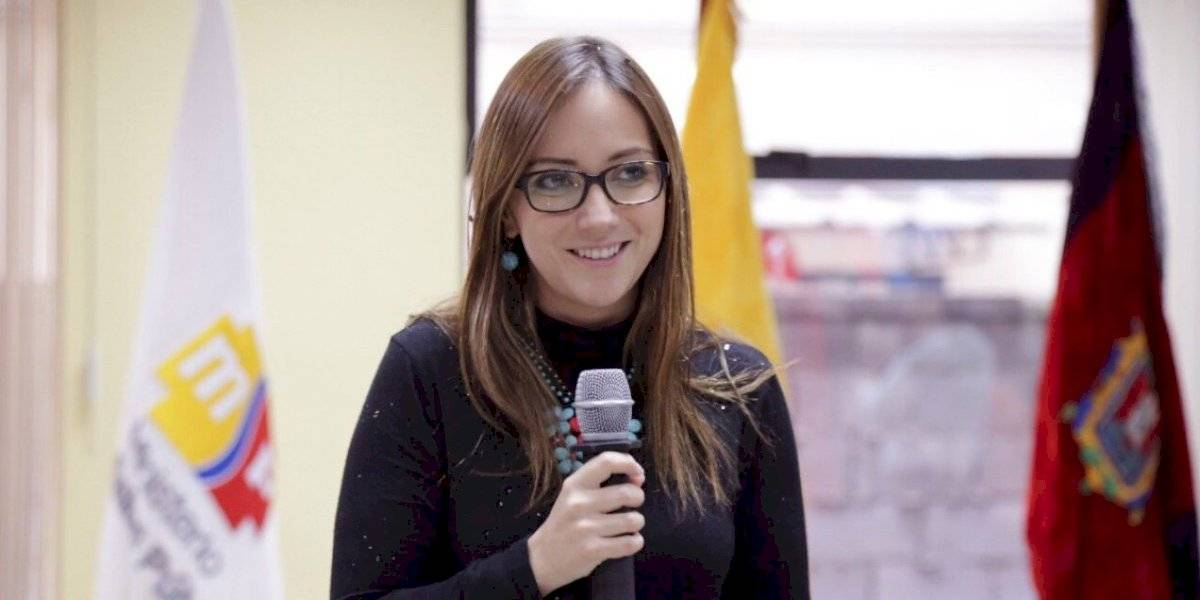 Aprueban juicio político a Verónica Espinosa, exministra de Salud