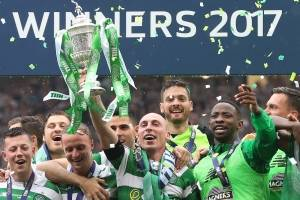 Celtic gana la Copa y consigue el triplete en Escocia
