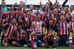 ¿Será una señal? Chivas venció al América y se proclamó campeón Sub-20