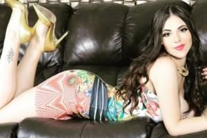 FOTOS: Claudia Guajardo, la sexy presentadora que sueña con el bicampeonato de Tigres