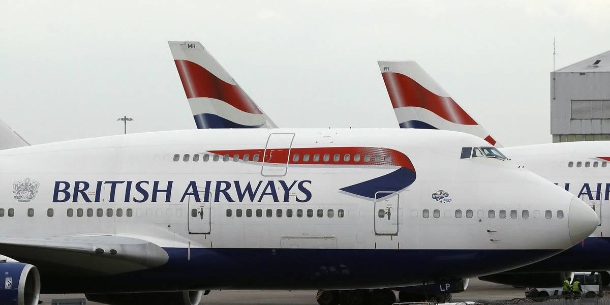 British Airways cancela vuelos específicos por falla cibernética