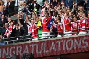 Arsenal vence a Chelsea y conquista la FA Cup