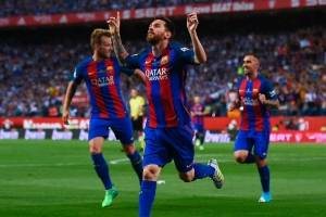 Barcelona conquista tercera Copa del Rey al hilo