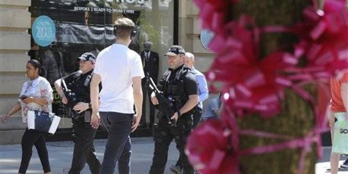 Policía británica muestra foto del perpetrador del ataque de Manchester