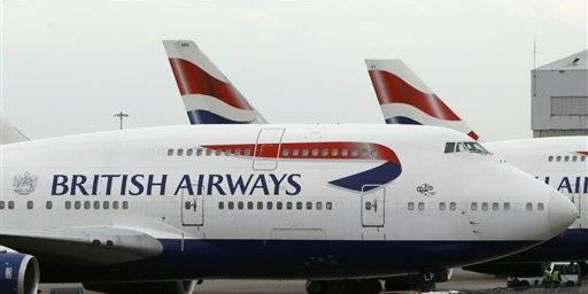 Falla informática detiene vuelos de aerolínea en Londres