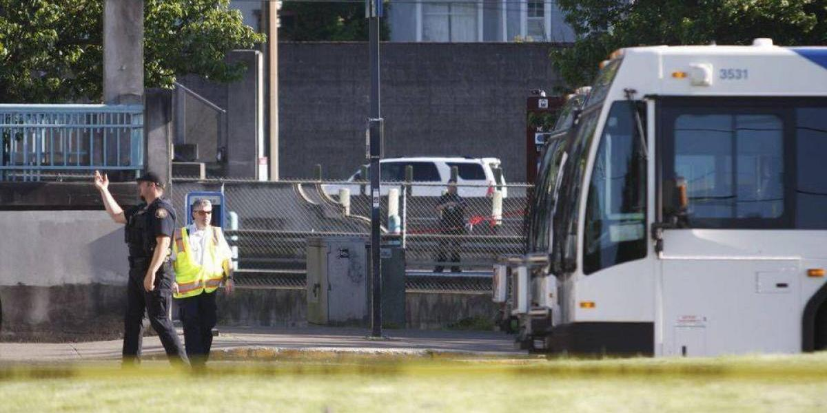 Doble homicidio: hombre mata a pasajeros de tren tras insultar a mujeres en Portland