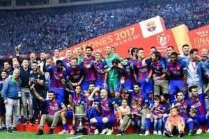 ¡Consuelo blaugrana! Barcelona es Campeón de la Copa del Rey