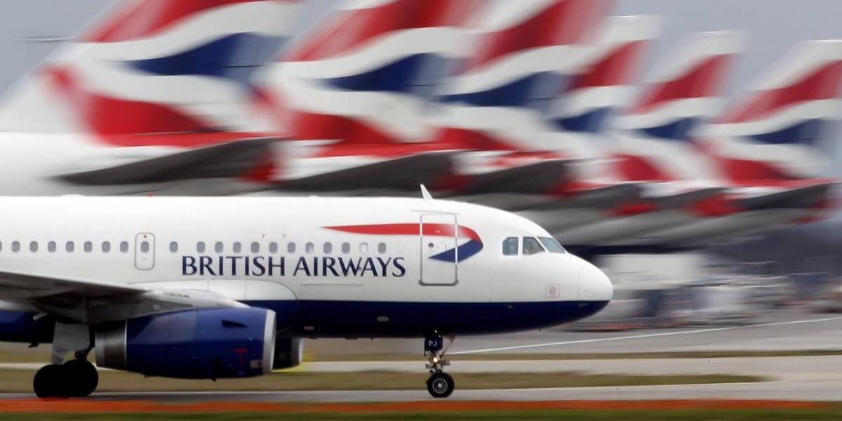 British Airways cancela vuelos de Londres debido a caída en sistema