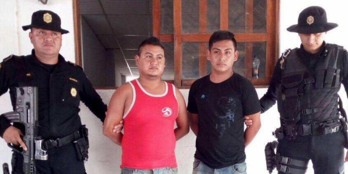 Hermanos y sicarios iban a cometer asesinatos en Escuintla