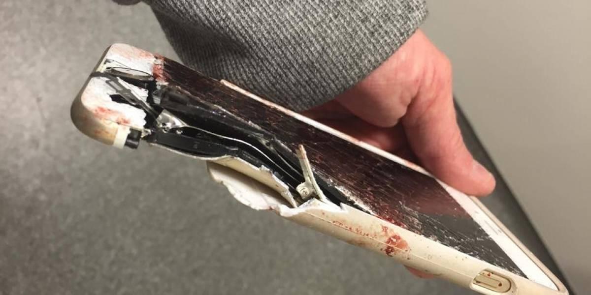 iPhone salvó la vida de una víctima del atentado de Mánchester