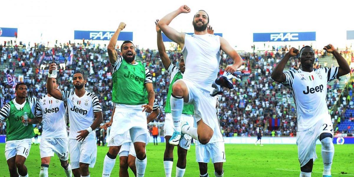 Juventus cierra con victoria la Serie A y se prepara para la Champions