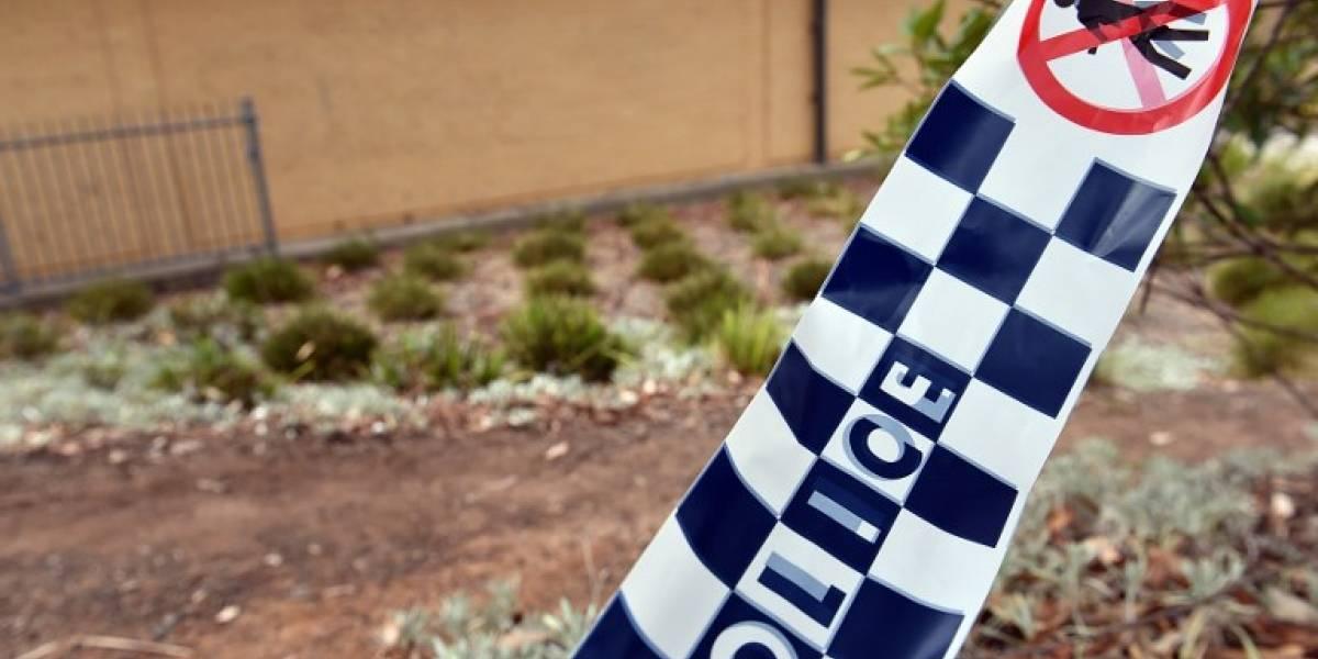 FOTO. Hallan misteriosa señal de auxilio en una remota zona de Australia
