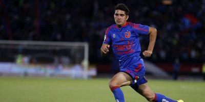 Sebastián Martínez dejaría Universidad de Chile para recalar en Deportes Iquique