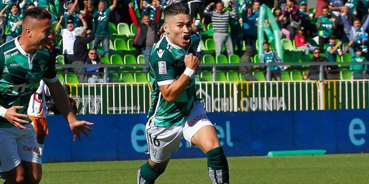 En Santiago Wanderers dan por hecho el traspaso de Óscar Opazo a Colo Colo
