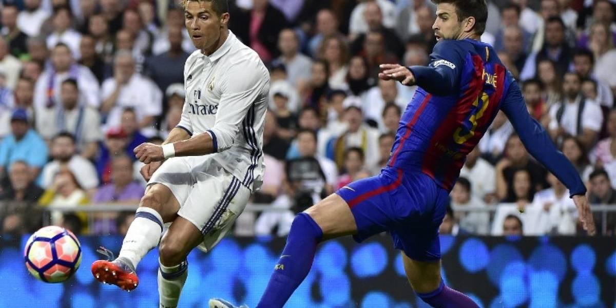Real Madrid y Barcelona se enfrentarán en la Supercopa de España