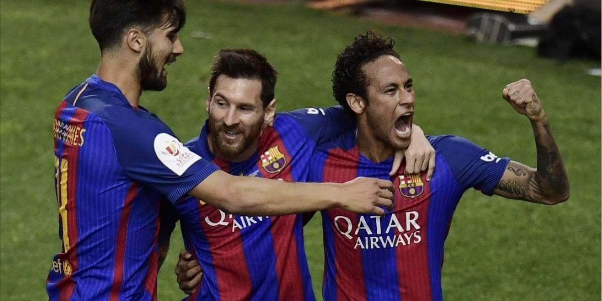 ¡Barcelona, campeón de la Copa del Rey!