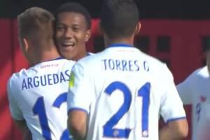 Costa Rica avanza a octavos de final del Mundial Sub20