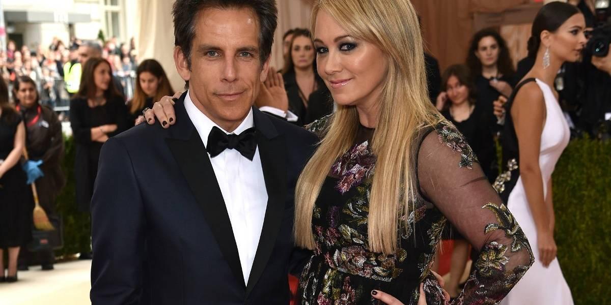 Actores Ben Stiller y Christine Taylor ponen fin a su matrimonio tras 17 años