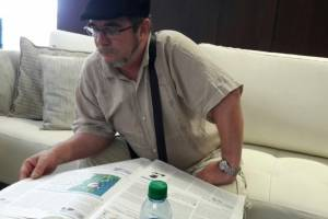 'Timochenko' regresó a Colombia en el día del 53 aniversario de las FARC
